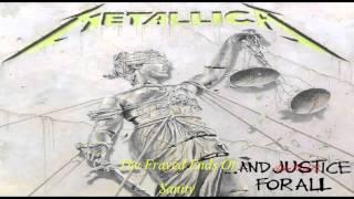 Metallica - ... And Justice For All (LP + Bonus Track  1988)