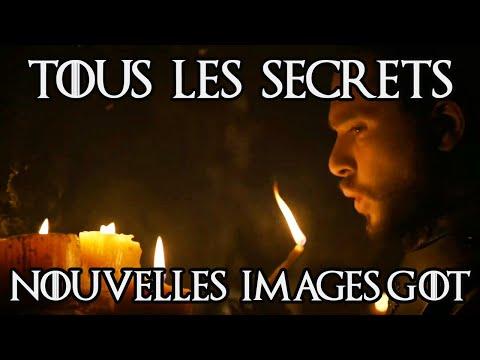 Les SECRETS des derniers teasers de Game of Thrones saison 8