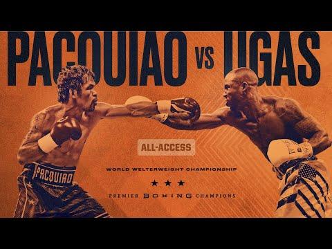 Manny Pacquiao vs Yordenis Ugas: ALL-ACCESS   PBC ON FOX