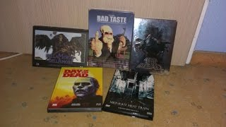 Erstes DVD/Blu-ray update, Mediabooks, Hartbox, Digipack, Steelbook/Metalpak