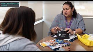 2019 Gage Award Winner | University Health System - San Antonio Adolescent Health Program