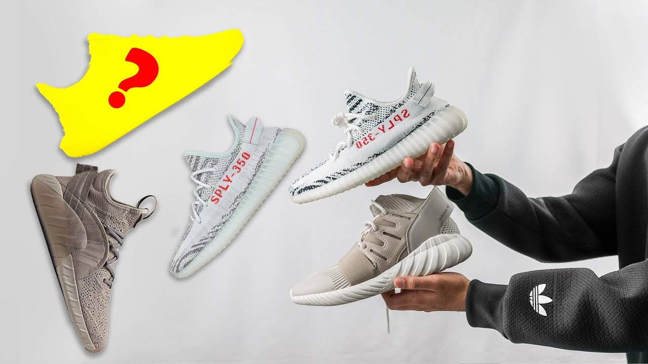 5 SHOES THAT LOOK LIKE YEEZYS (AND ARE