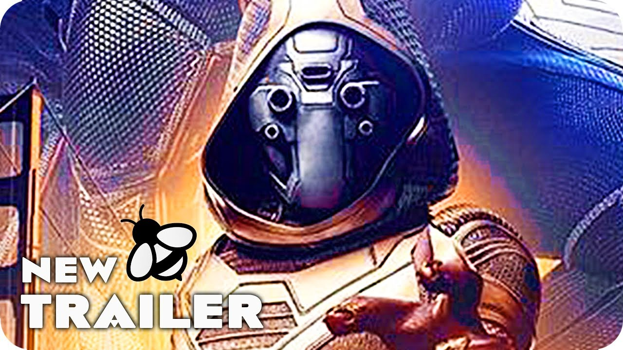 Ant-Man and the Wasp Final Trailer & Spots (2018) Ant Man 2