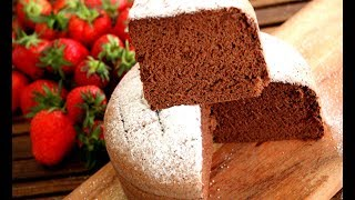 Video How To Make Soft Chocolate Sponge Cake download MP3, 3GP, MP4, WEBM, AVI, FLV September 2018