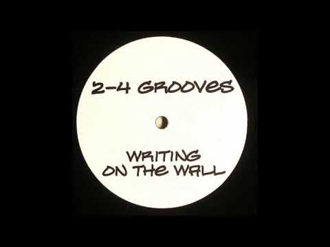 Music video 2-4 Grooves - Writing on the Wall (Original Club Mix)
