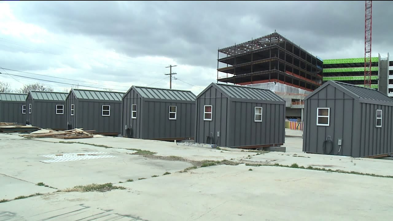 Denver Approves Tiny Home Village For Homeless In Globeville