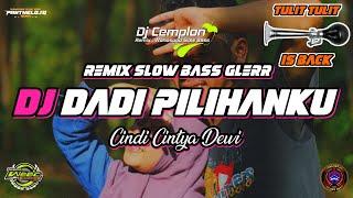 DJ Kancanono Aku Tekan Pungkase Urepku || Dadi Pilihanku - Cindi Cintya Dewi || Wonosobo Slow Bass