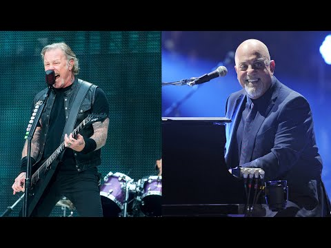 Look In: Would You Rather Attend A Billy Joel Or Metallica Concert? | 10/26/21
