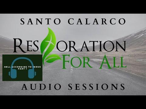 Santo Calarco - HELL According to Jesus (EP 1)