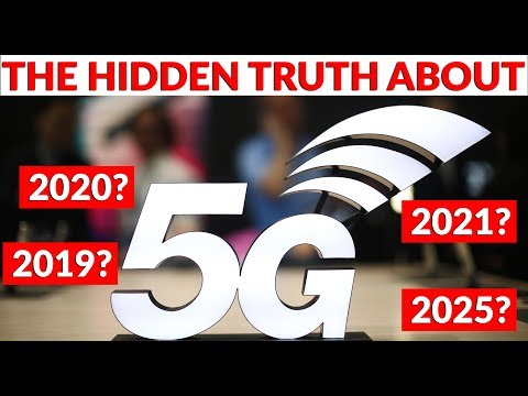 The Hidden Truth About 5G Internet The Carriers Don't Want You To Know - YouTube Tech Guy
