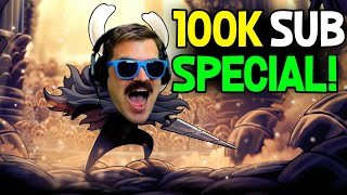 100k Hype! 12hr Stream Of Hollow Knight, Chatting & More