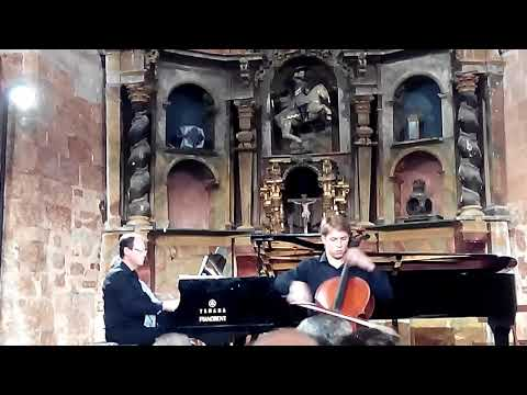 Carlos Maldonado - Haydn - Cello Concerto No 1 in C Major, Hob VIIb-1. Moderato.