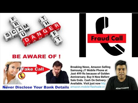 Fraud Calls India Where To Report Dont Fall For It You Have Won A Phone Gadgets To Use Youtube