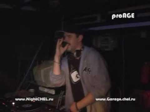 DJ 108 (SPB) @ Garage Underground /08.03.2007/