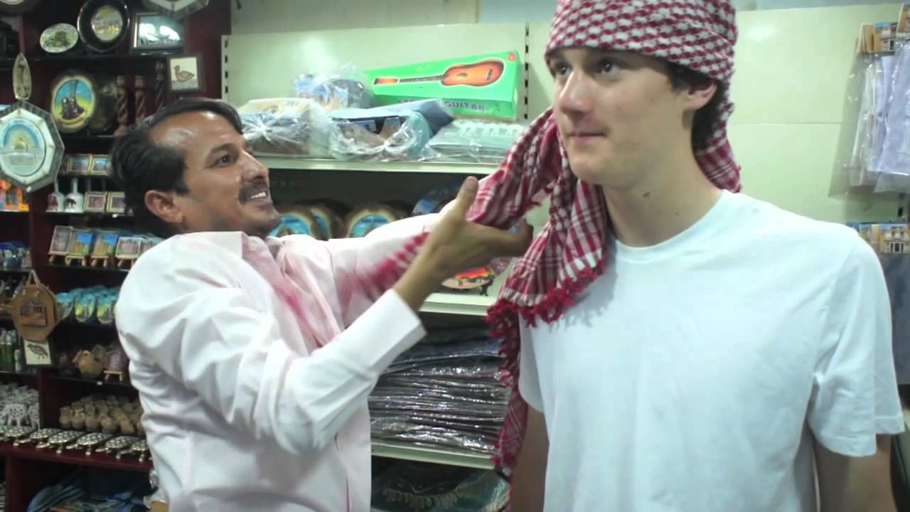 How to shemagh a wear scarf exclusive photo