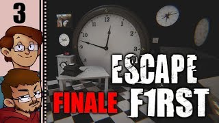 Watch more Escape First and Tales of Escape! https://www.youtube.co...