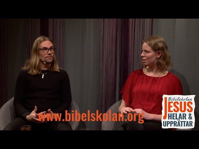 Vittnesbörd från Bibelskolan Jesus Helar och Upprättar: Lovsångstillvalet