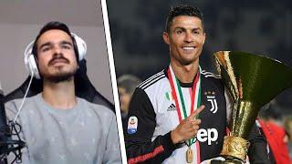 Erné REAGIERT auf Ronaldo: Zwischen Lichtgestalt und Heldendämmerung 🤔   Örni STREAM HIGHLIGHTS