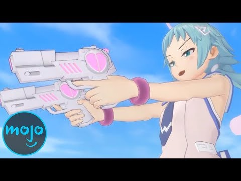 Top 10 Best Video Game Weapons That Don't Kill