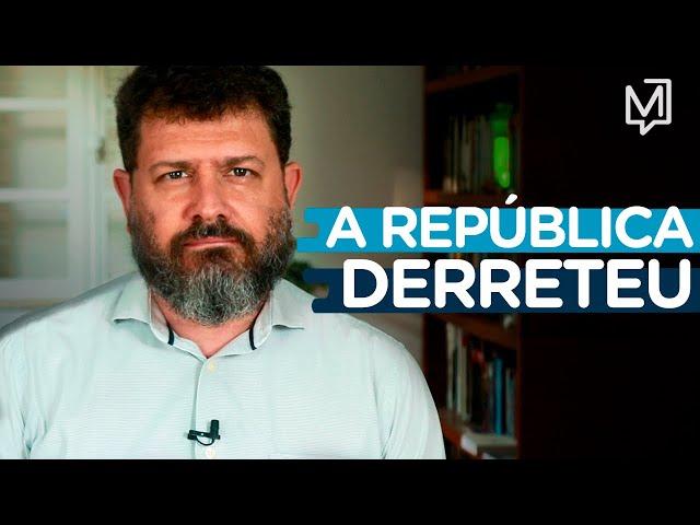A república derreteu I Ponto de Partida