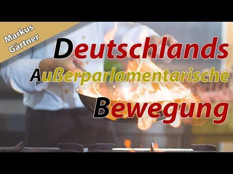 """""""Es braut sich etwas zusammen in Deutschland!"""" Markus Gärtner über den wachsenden Volkszorn"""