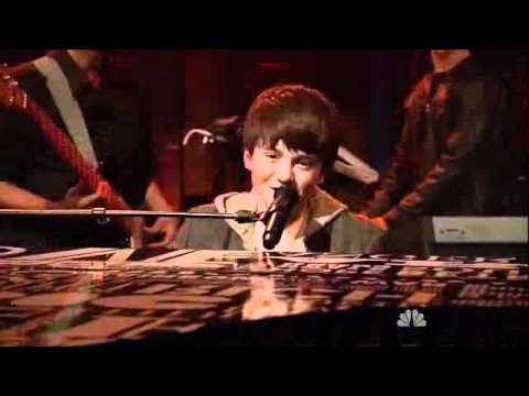 AWESOME Greyson Chance Live Performance -