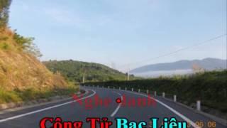 Karaoke Hoài Cổ ( Công Tử Bạc Liêu ) - TQT