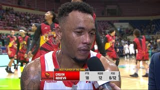 Best Player: Calvin Abueva | PBA Governors' Cup 2018