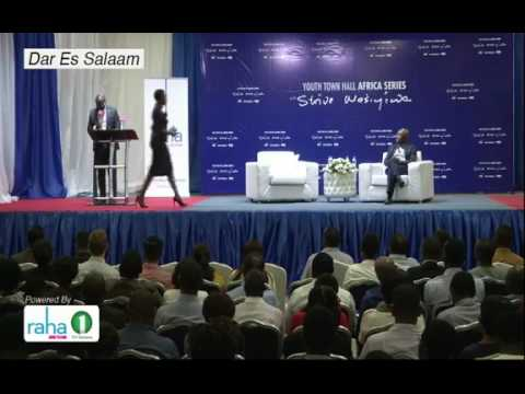 Strive Masiyiwa's Live Youth Town Hall, Dar Es Salam Tanzania, with French Subtitles