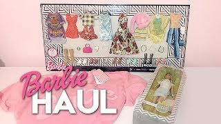 HAUL: welcome baby barbie & new fashion pack!
