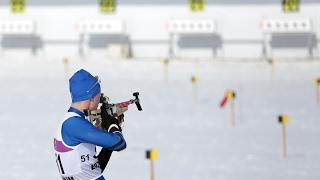 Day 2 | biathlon boys 7,5 km sprint highlights