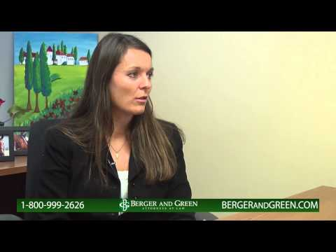 Pittsburgh Injury and Disability Lawyers - Berger and Green
