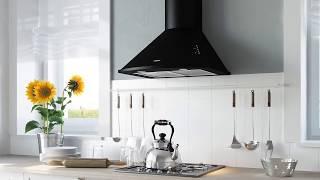 Кухонная вытяжка ELEYUS BORA виде обзор купольной вытяжки