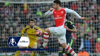 Video Gol Pertandingan Arsenal vs Middlesbrough