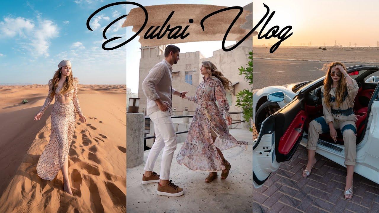 Dubai Vlog   1 Yıl Sonra İlk Seyahat🙈