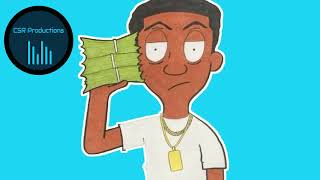 """NBA YoungBoy   Lil Baby   YFN Lucci Type Beat 2018 - """"Focused"""""""