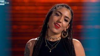 AMAZZONIA - (Miriam Ayaba) - MIIRIAM AYABA - blind auditions - The Voice of Italy 2019