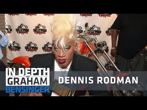 Dennis Rodman On His Tattoos, Piercings And Image
