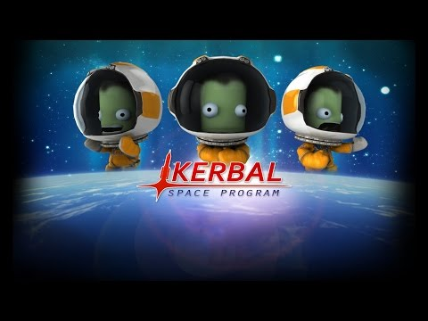 Kerbal Space Program Career #7 - More Satellites!