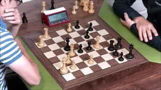 GM Caruana (USA) - GM Carlsen (Norway) FF + PGN