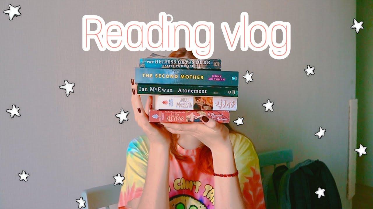 Tea time & Books: Reading vlog mayo !!