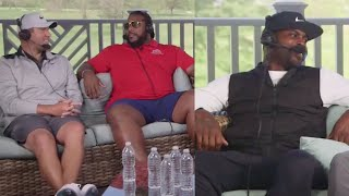Barstool Breakfast Hangs Out with Ben Roethlisberger and Michael Vick