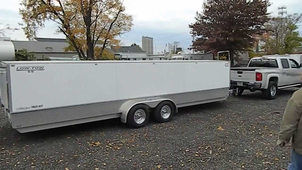 Specifications For Mirage Tnt Enclosed Trailers