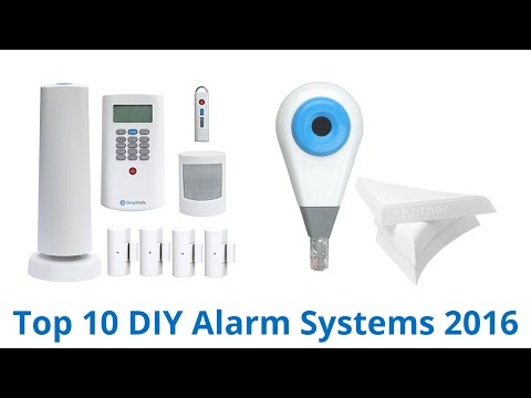 10 Best DIY Alarm Systems 2016