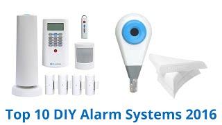 10 Best DIY Alarm Systems 2016