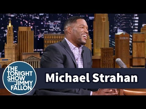 Michael Strahan Paid a Lot of Money to Possibly Die on Vacation