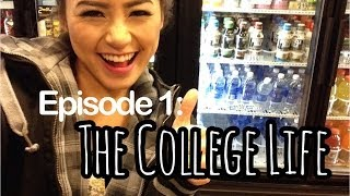 Very Jielly Vlogs: Episode 1: The College Life