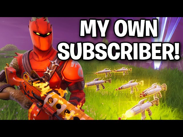 My own SUBSCRIBER Scammed ME!