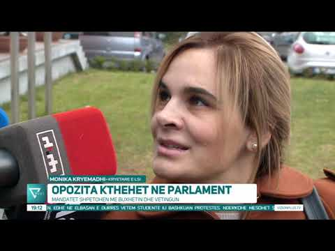 News Edition in Albanian Language - 18 Dhjetor 2018 - 19:00 - News, Lajme - Vizion Plus