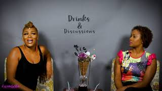 Drinks and Discussion with DreamBella ep 40 Black Rose